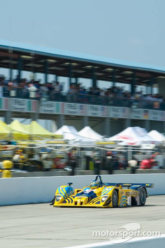 #9 Highcroft Racing Highcroft Racing Lola EX2579 AER: Duncan Dayton, Rick Knoop, Gregor Fisken