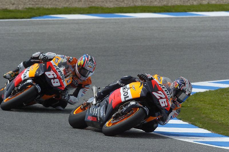 2006: GP de España, debut en MotoGP