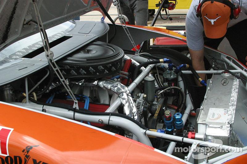 Le moteur de Michael Waltrip