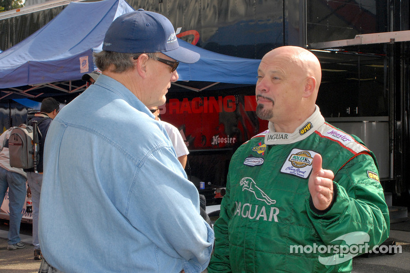 Rocky Moran Sr. et Paul Gentilozzi