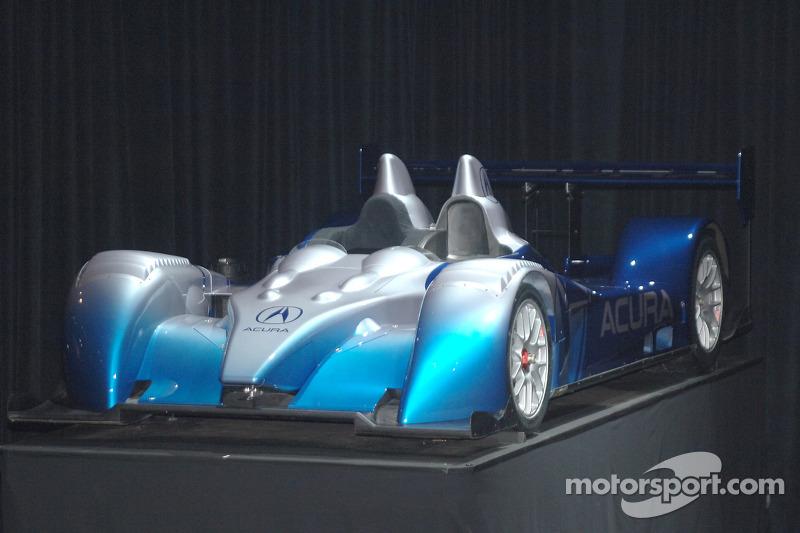 Acura rejoint les American Le Mans Series
