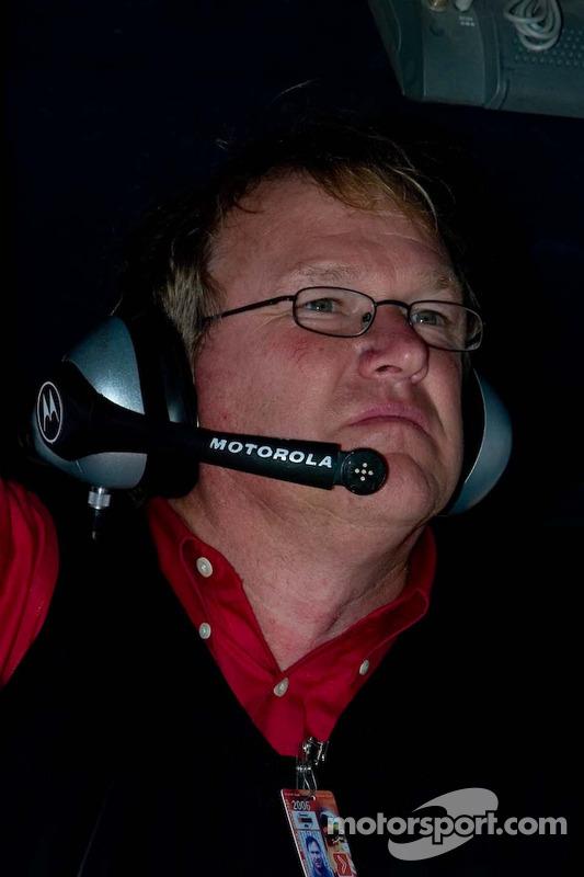 Le propriétaire de l'équipe Champ Car Dale Coyne