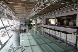 Inside the Red Bull Energy Station