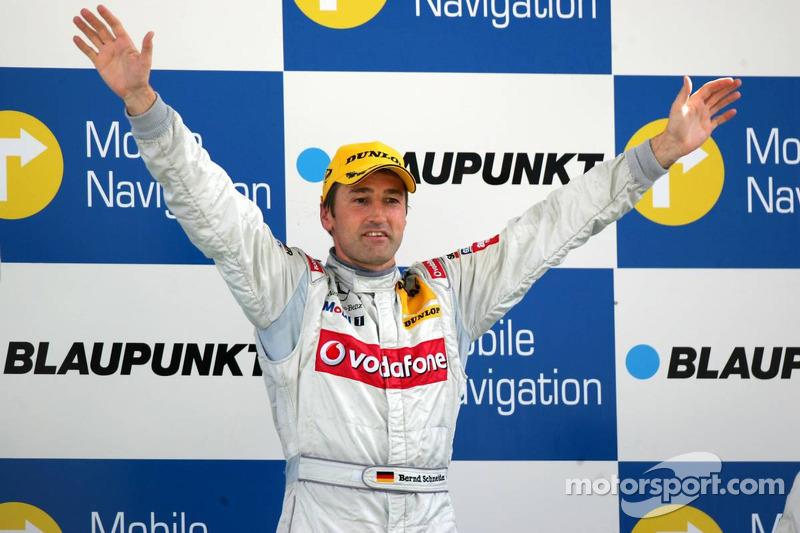 2006: Bernd Schneider (Mercedes)