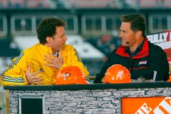 Actor Will Ferrell speaks with Speed Channel