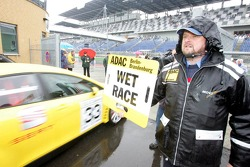 Seat Leon Supercopa: wet race on Friday