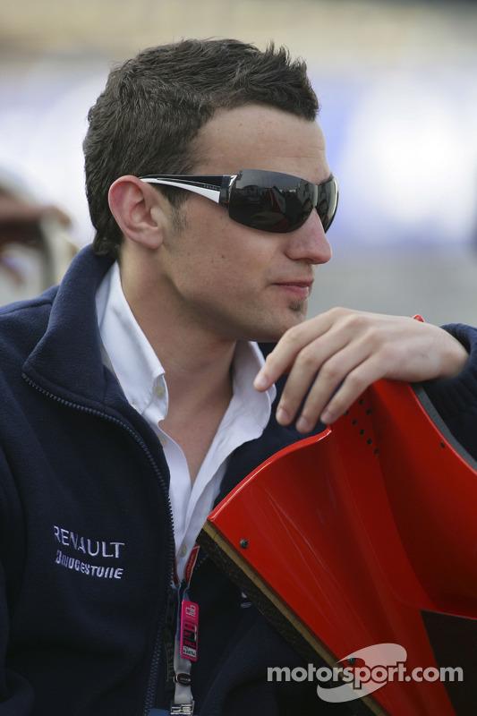 Will Buxton, les médias du GP2 et le manager de la communication