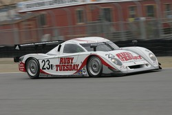 #23 Alex Job Racing/ Emory Motorsports Porsche Crawford: Mike Rockenfeller, Patrick Long