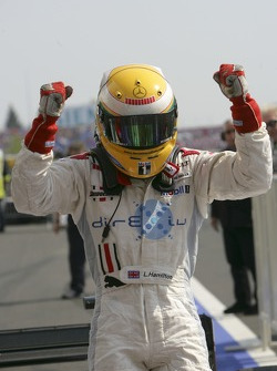 Lewis Hamilton race winner