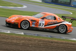 #57 Team LNT Panoz: Lawrence Tomlinson, Ricard Dean