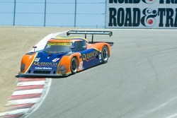 #47 is leaving the track at the corkscrew