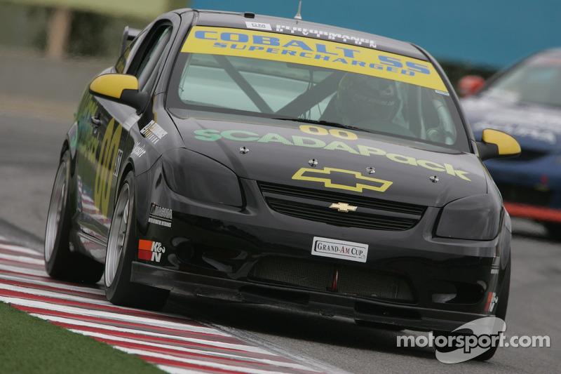 #00 Georgian Bay Motorsports Chevrolet Cobalt: Daniel Colembie, Jim Holtom