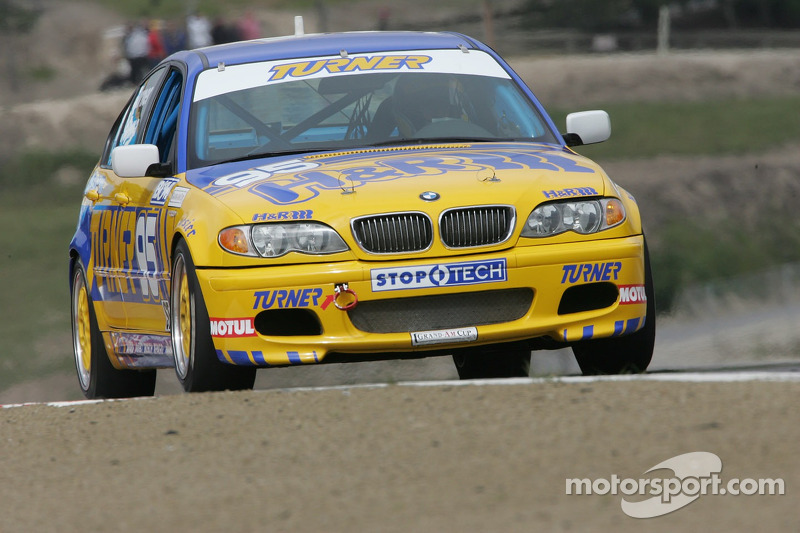#95 Turner Motorsport BMW 330i: Don Salama, Will Turner