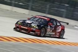 #22 Team PTG BMW E46 M3: Justin Marks, Martin Jensen