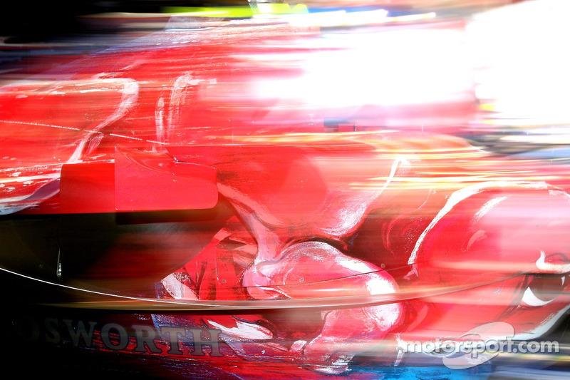 Caractéristique de la Scuderia Toro Rosso