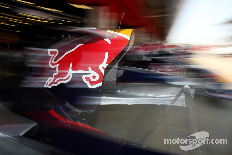 Un kit de carrosserie de Red Bull Racing