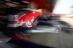 A Red Bull Racing body kit