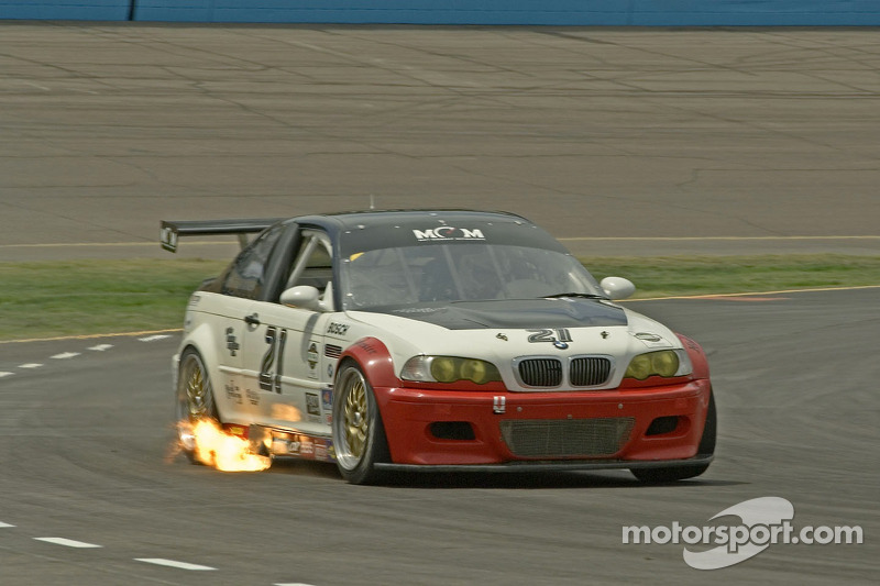 #21 Matt Connolly Motorsports BMW M3: Matt Connolly, Mike Halpin