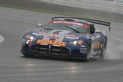 #27 Racing Box Dodge Viper Coupe: Stefano Livio, Andrea Ceccato