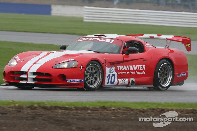 #10 Racing Logistic Dodge Viper Coupe: Patrick Bornhauser, Jean-Luc Blanchemain