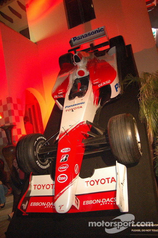 Fête de Toyota