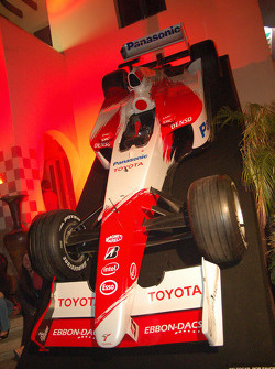 Toyota F1 Party