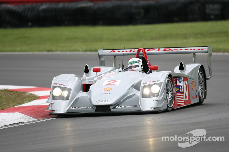 2 Audi Sport North America Audi R8 Rinaldo Capello Allan Mcnish At