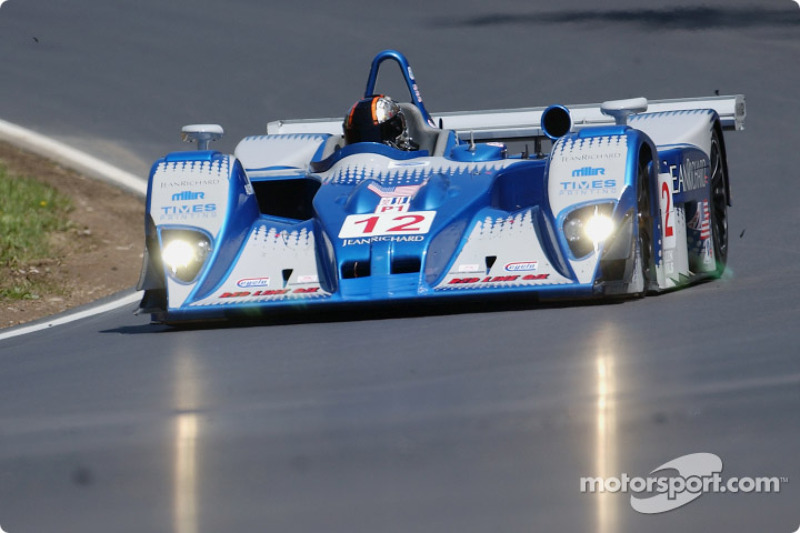 #12 Autocon Motorsports Lola EX257 AER: Chris McMurry, Michael Lewis