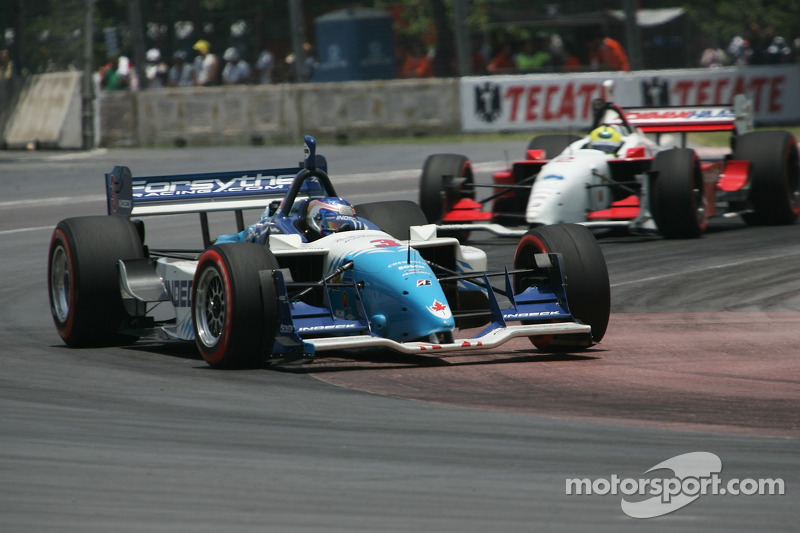 Paul Tracy, Bruno Junqueira