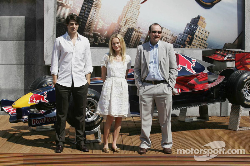 Les acteurs Brandon Ruth, Kate Bosworth, Kevin Spacey