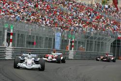 Nick Heidfeld and Ralf Schumacher
