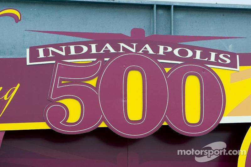 Le logo Indianapolis 500