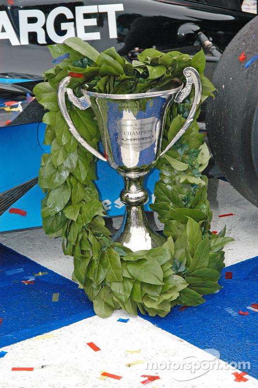 Le trophée Cameron Argetsinger