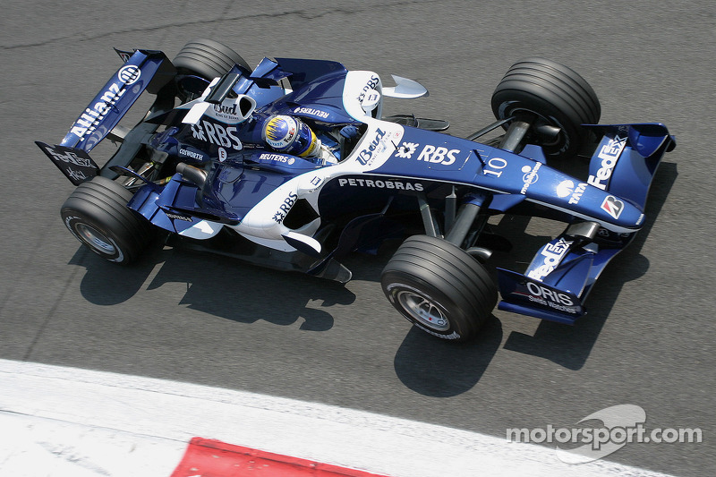 2006: Williams-Cosworth FW28