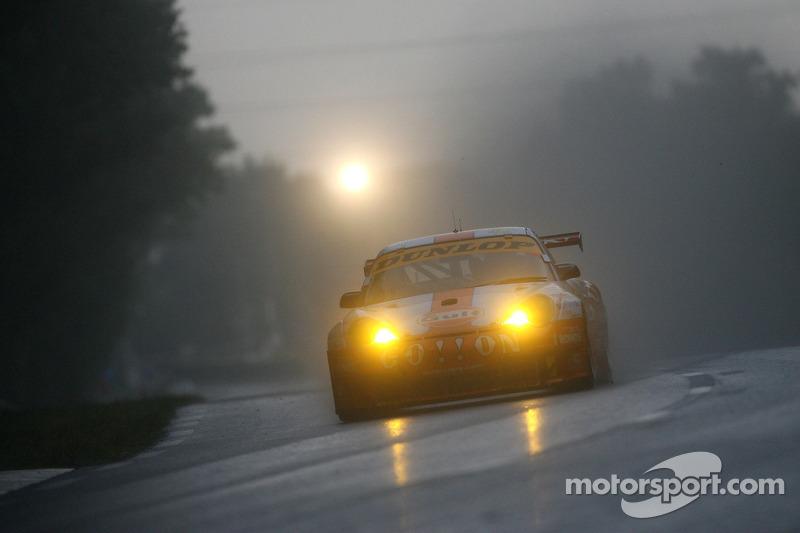 #73 Ice Pol Racing Team Porsche GT3 RSR: Yves Lambert, Christian Lefort, Romain Iannetta