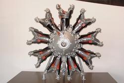 BMW Aero engine 1933