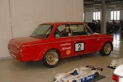 BMW 2002 touring car