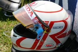Helmet of Jenson Button