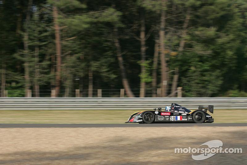 #30 Welter Gérard WR Peugeot: Julien Briché, Frédéric Hauchard, Patrice Roussel
