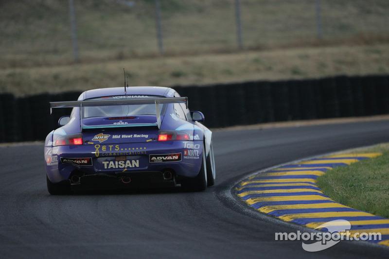#89 Sebah Automotive Porsche 911 GT3 RSR: Thorkild Thyrring, Xavier Pompidou, Christian Ried
