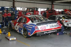 La voiture de Mark Martin