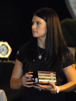 Danica Patrick auctioning off signature Tissot watch