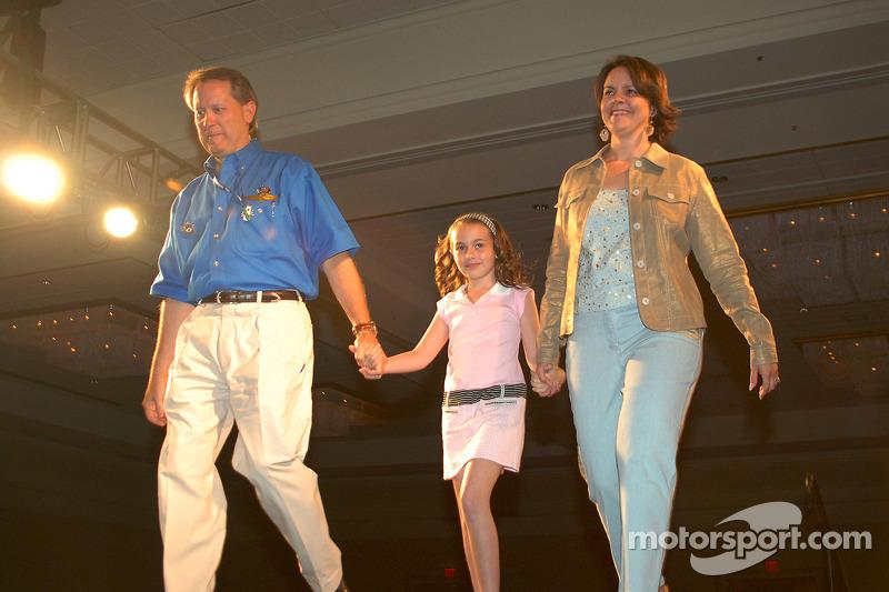 Mike, Madison et Nicole King