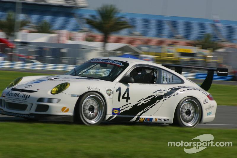 #14 Autometrics Motorsports Porsche GT3 Cup: Cory Friedman, Mac McGehee