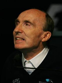 Friday FIA press conference: Sir Frank Williams