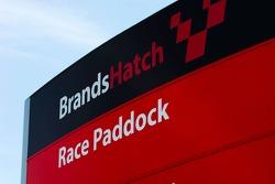 Brands Hatch sign