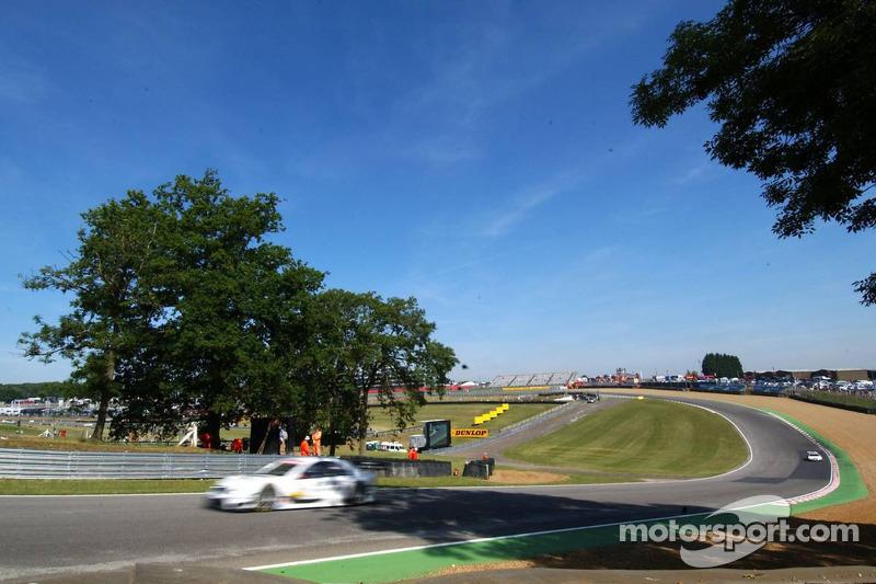 Paysage du Brets Hatch avec Mathias Lauda