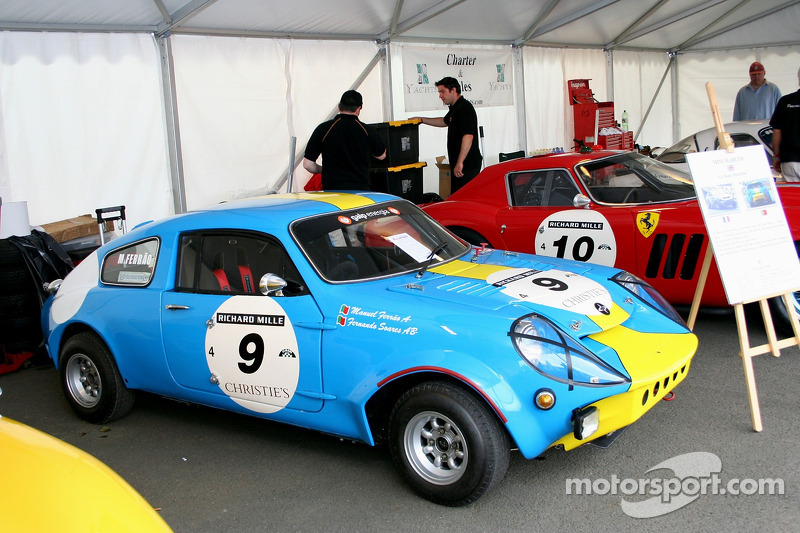Grille 3 #9 Mini Marcos 1965
