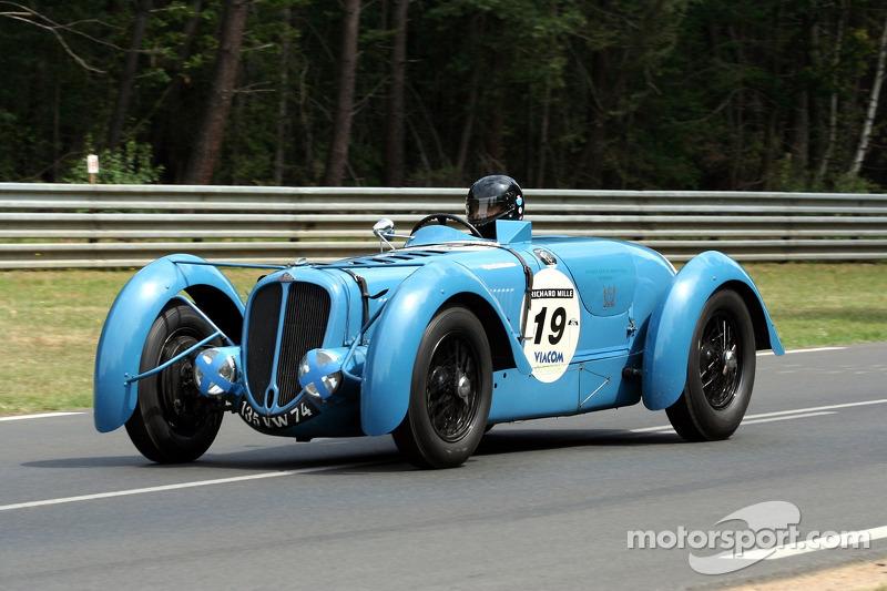 #19Delahaye 135 S 1935