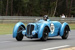 #19 Delahaye 135 S 1935